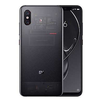 lightinthebox Xiaomi Mi8 Snapdragon 845 SDM845 2.8GHz 8コア BLACK(ブラック)
