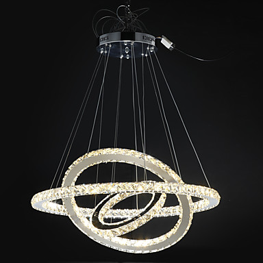 Dimmable Modern Crystal Chandeliers Indoor