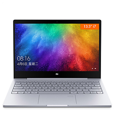 Xiaomi laptop notebook air 13.3 inch Fingerprint Sensor Intel i7-7500U 8GB DDR4 256GB PCIe SSD Windows10 MX150 2GB
