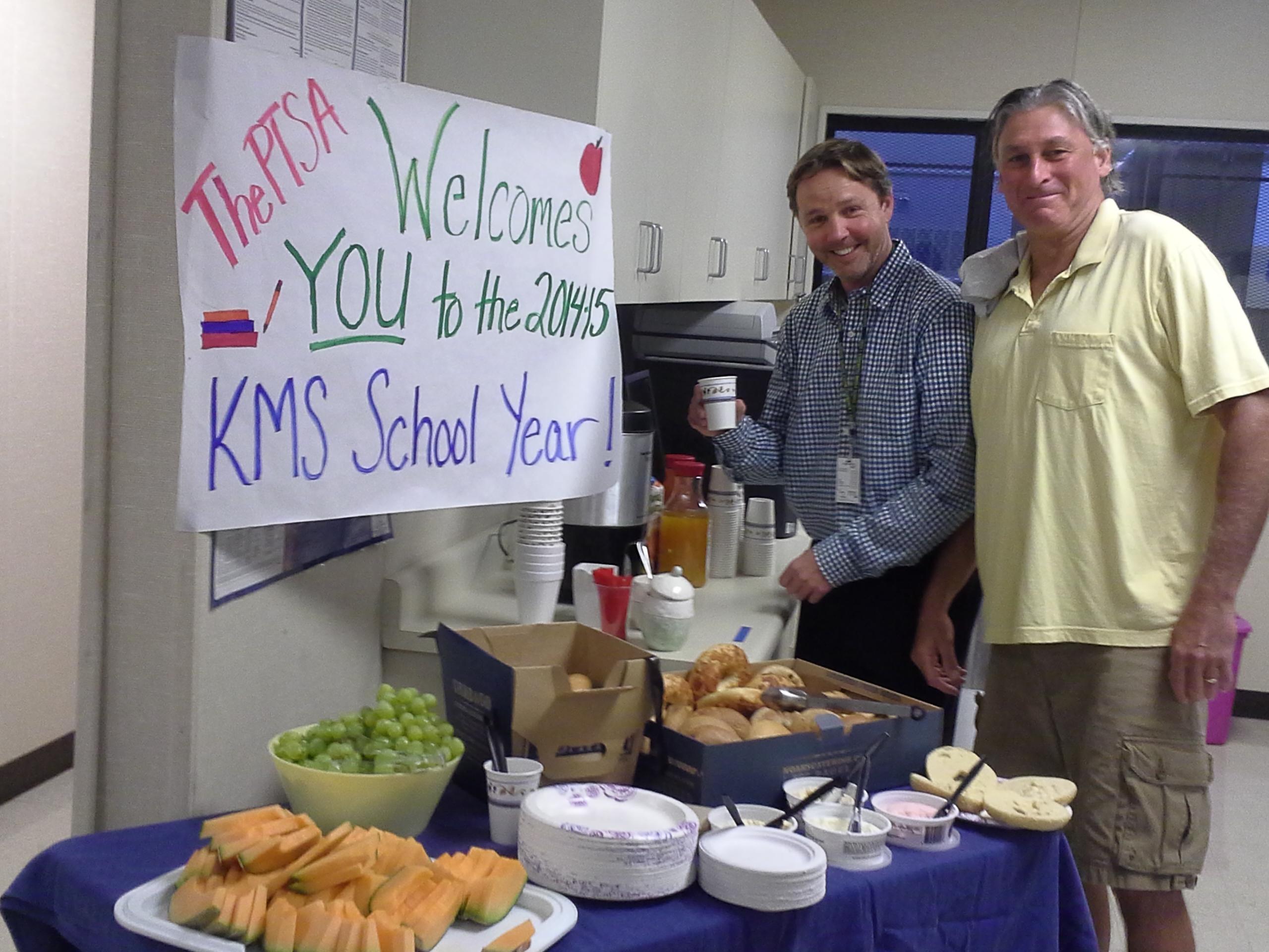 The Ptsa Welcomes Teachers And Staff Korematsu