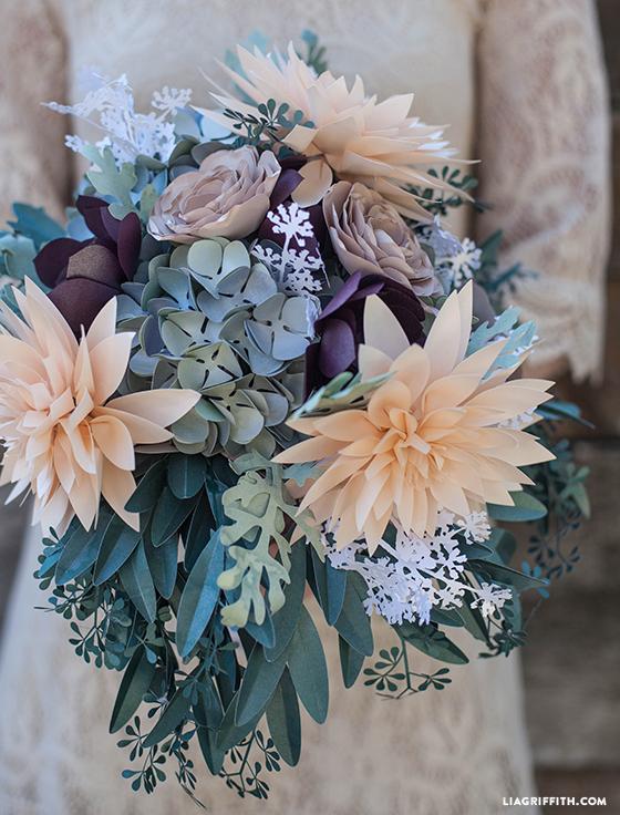 Paper_Flower_Bridal_Bouquet_DIY