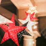 Paper Star Lights Garland Lia Griffith