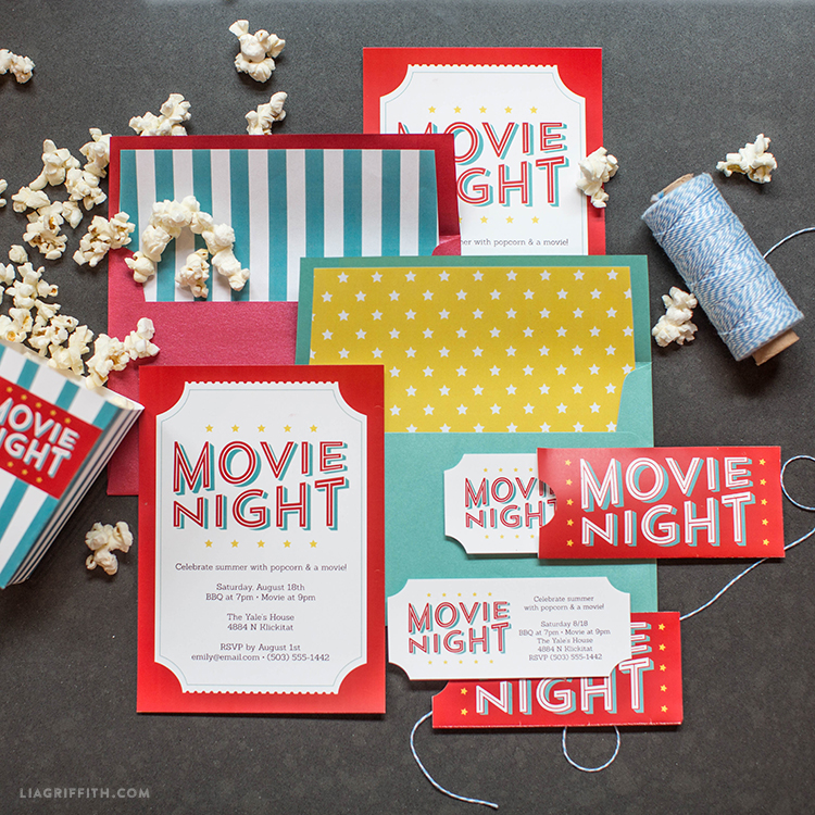 free printable invitations for your