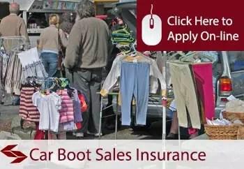 car boot sales public liability insurance