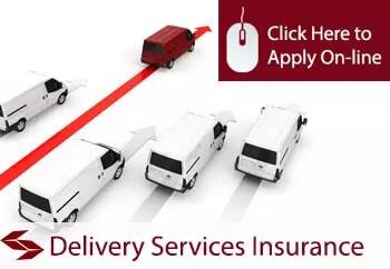 delivery services public liability insurance
