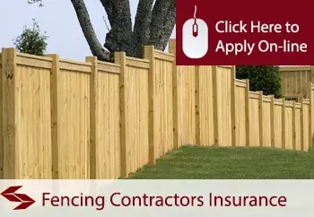 fencing contractors public liability insurance