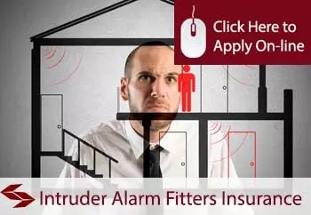 intruder alarm fitters liability insurance