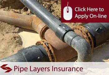 pipe layers public liability insurance
