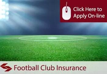 football clubs public liability insurance