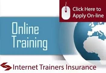 internet trainers public liability insurance