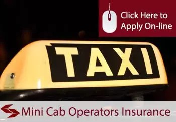 mini cab operators public liability insurance