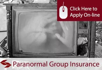 paranormal groups public liability insurance
