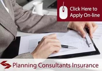 planning consultants public liability insurance