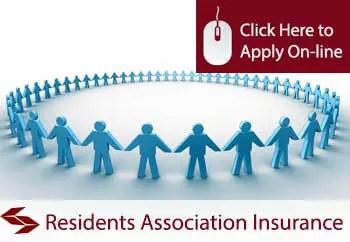 residents associations public liability insurance