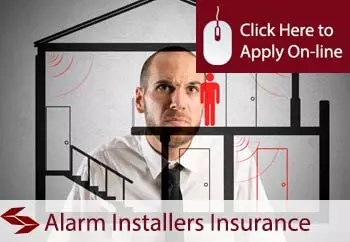 intruder alarm installers public liability insurance