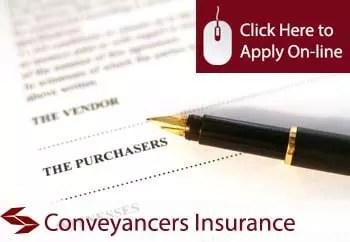 conveyancers liability insurance