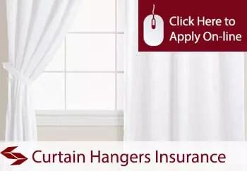 curtain hangers public liability insurance