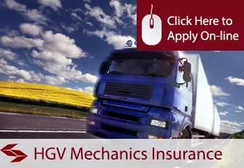 HGV mechanics public liability insurance