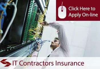 IT contractors public liability insurance