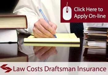 law costs draftsman public liability insurance