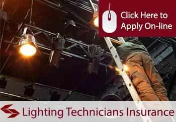 lighting technicians public liability insurance