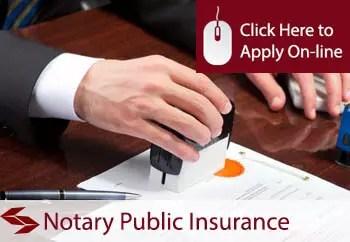 notaries public liability insurance