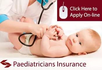 paediatricians public liability insurance