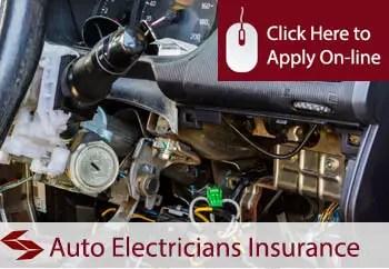 auto electricians public liability insurance