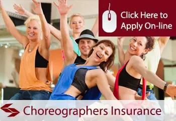 choreographers public liability insurance