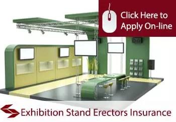 exhibition stand erectors liability insurance
