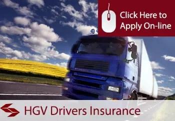 HGV drivers public liability insurance