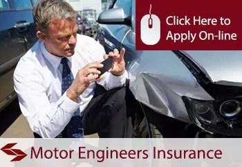 motor engineers public liability insurance