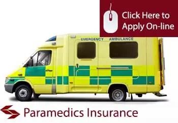 paramedics liability insurance