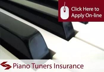 piano tuners public liability insurance