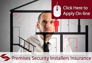 premises security installers public liability insurance