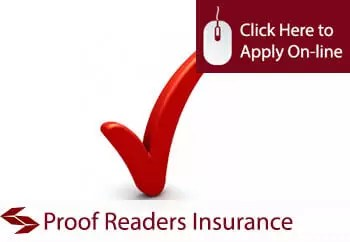 proof readers public liability insurance