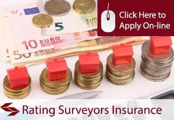 rating surveyors public liability insurance