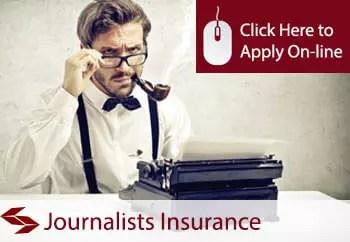 journalists liability insurance