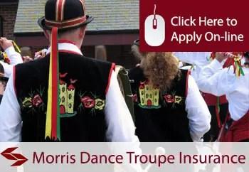morris dance troupes liability insurance