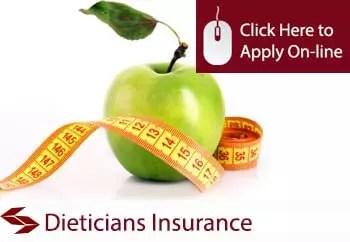 dieticians liability insurance