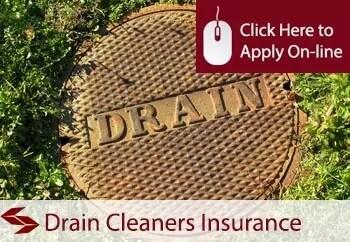 drain cleaning contractors public liability insurance