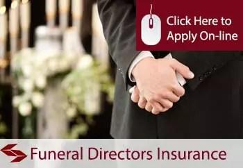 funeral directors liability insurance