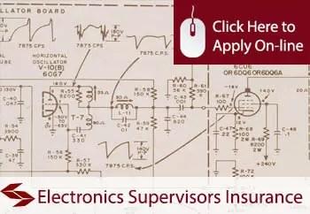 electronics supervisors public liability insurance