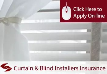 curtain and blind installers public liability insurance