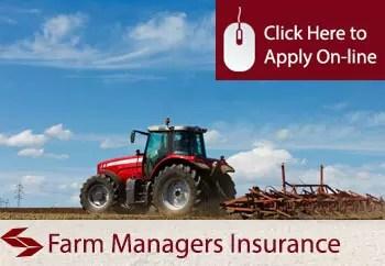 farm managers public liability insurance