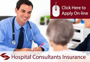 hospital consultants liability insurance