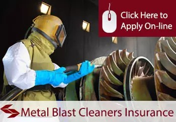 metal blast cleaners liability insurance