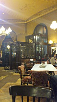 Cafe Sperl, Vienna