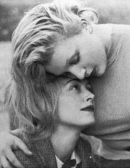 Nusch Eluard and Sonia Mosse,1936