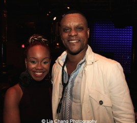 Camille A. Brown and Kevin Mambo. Photo by Lia Chang